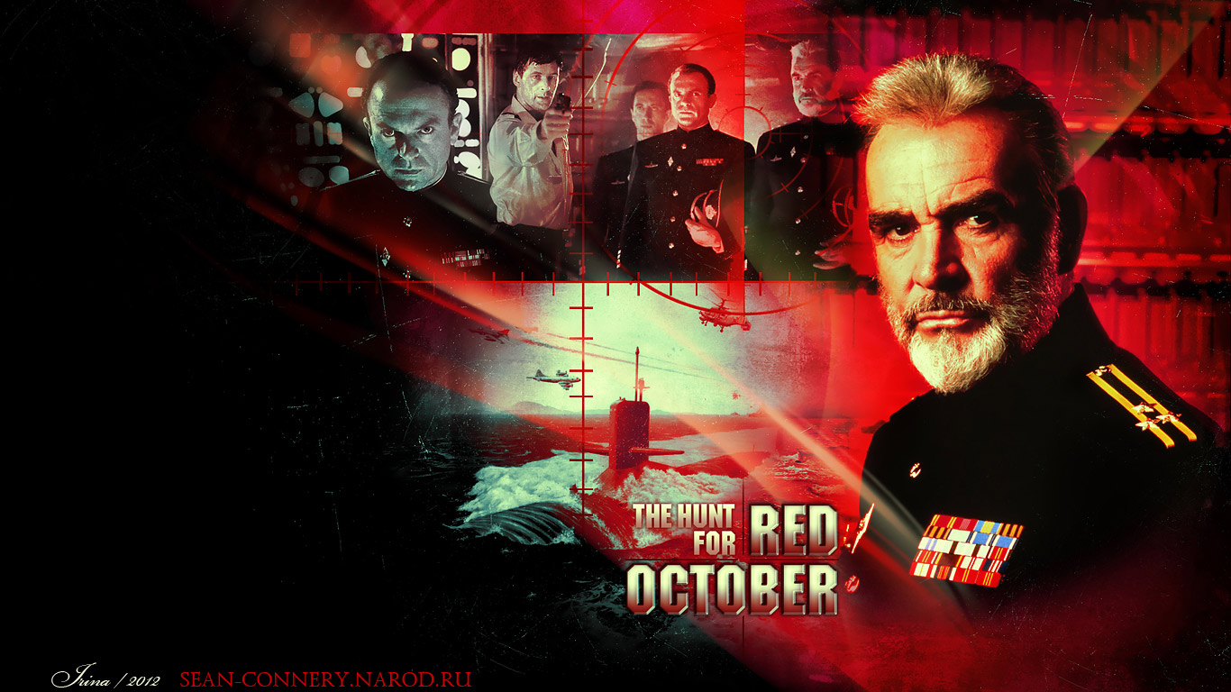 Sean Connery The Hunt For Red October Wallpapers By