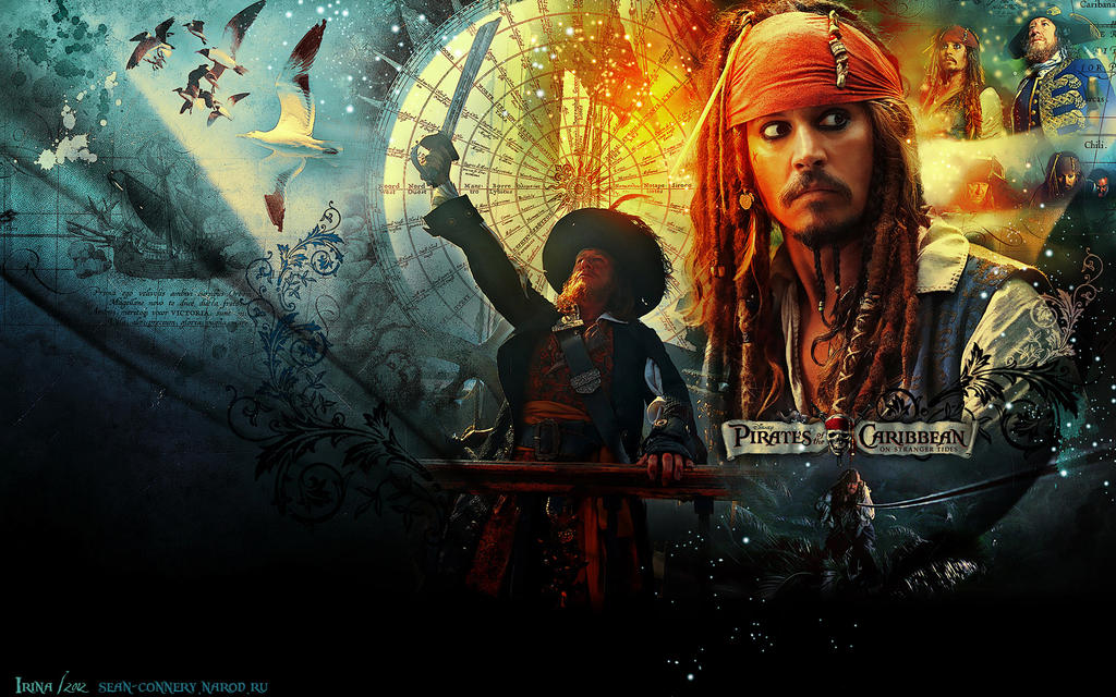Pirates of the Caribbean. On Stranger Tides. by Bormoglot