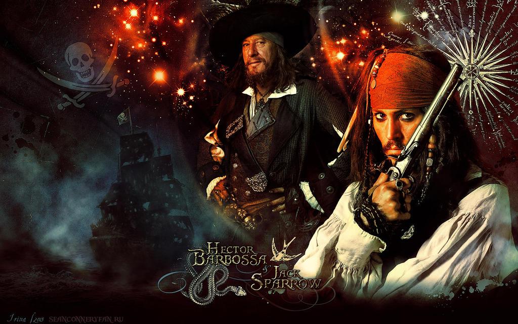 Pirates Of The Caribbean. By Bormoglot On DeviantArt