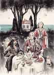 Lord Becketts Tea
