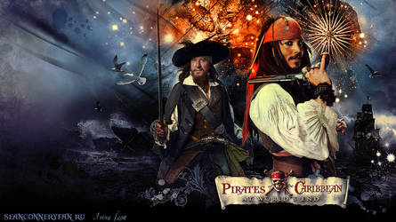 Pirates of the Caribbean: At World's End by Bormoglot