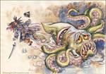 The Death of Kraken.