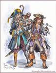 Pirates Life.