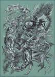 Cursed mermaids. by Bormoglot