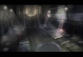 Old government bunker by alexdrummo