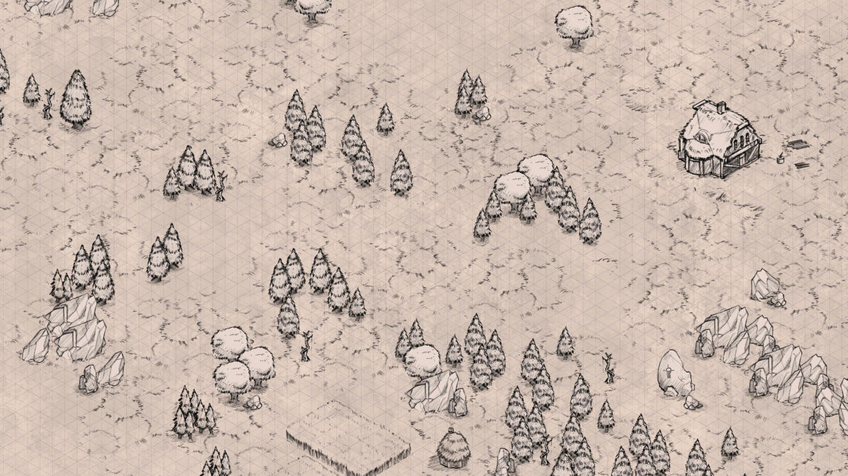 Isometric maps for my RPG game project by alexdrummo