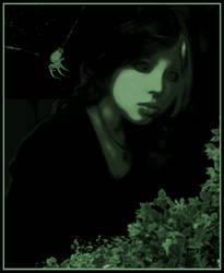 --Gaia-- by ghost-brain