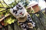 Webkinz signature snow leopard 1