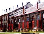 Old Warehouse in Wellsburg