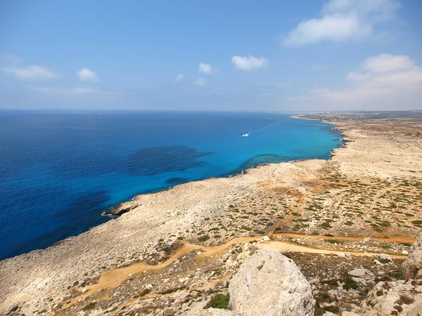 View from Cabo Gkreko by alimuse