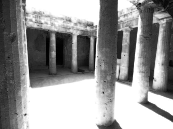 Tombs of the Kings by alimuse