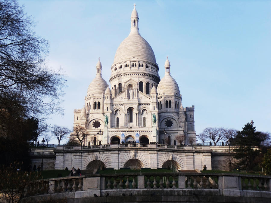 Sacre Coeur by alimuse