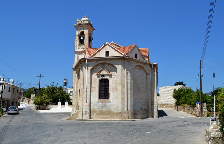 Church Square, Neo Chorio, Cyprus by alimuse