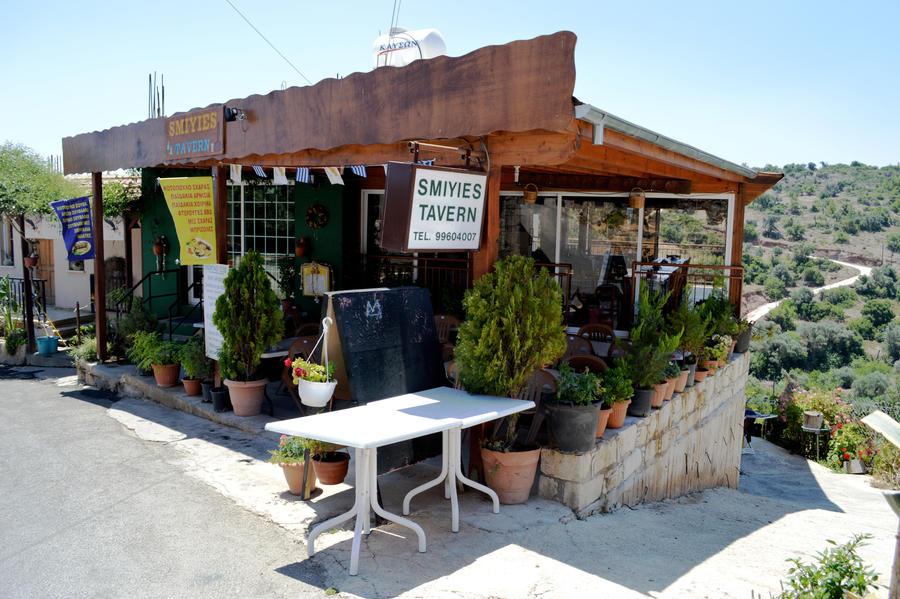 Smiyies Taverna, Neo Chorio, Cyprus by alimuse