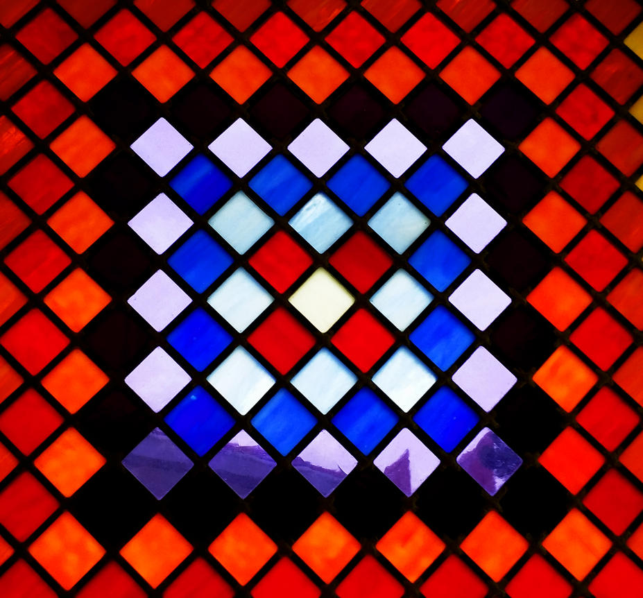 Stained Glass Work by alimuse