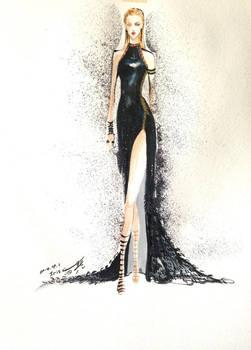 fashion Design #Women dress
