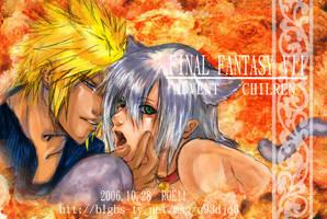 FINAL FANTASY VII  C.K by Akuhen