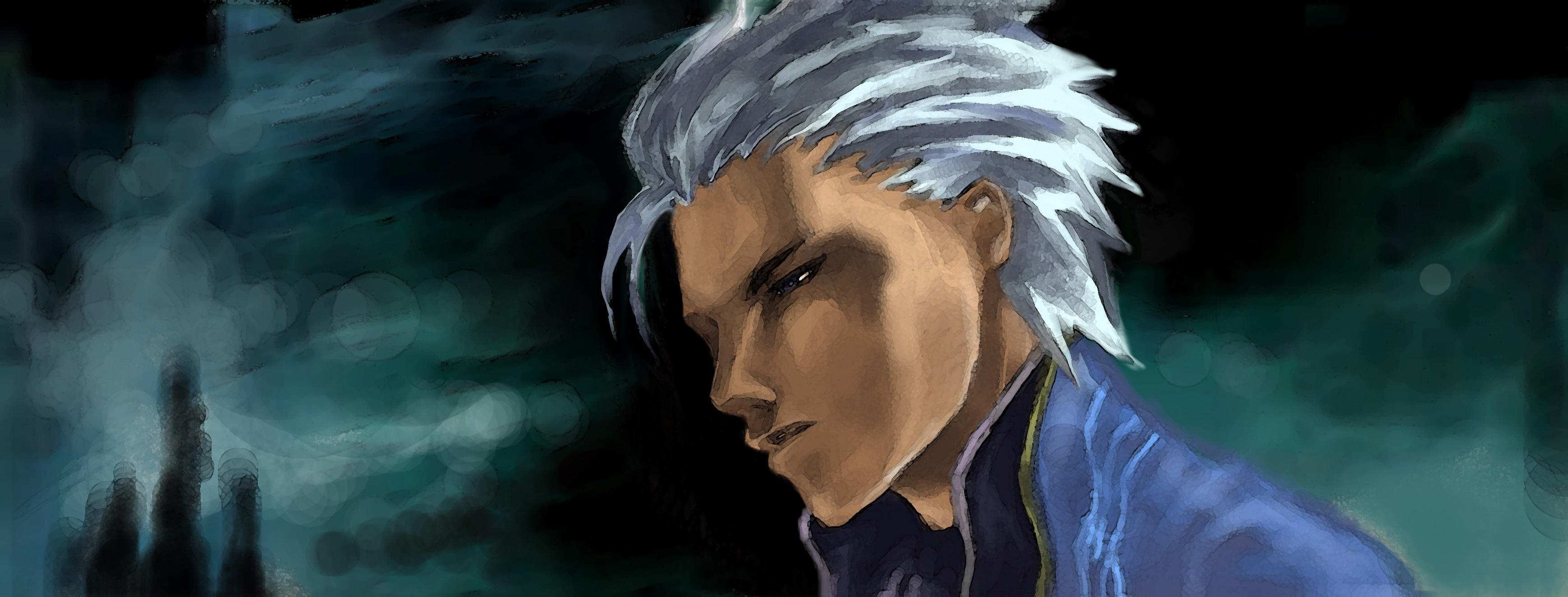 Devil may cry vergil by akuhen on deviantart devil may cry vergil by akuhen voltagebd Choice Image