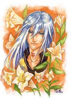 KHII: Riku by Akuhen