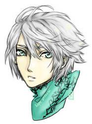 Hope Estheim by claudeekuru-chan