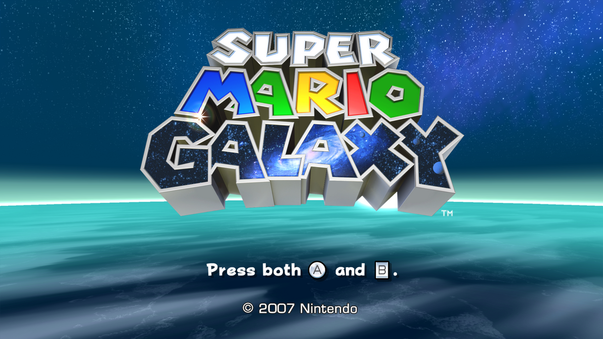 Super Mario Galaxy 1 HD Texture Mod