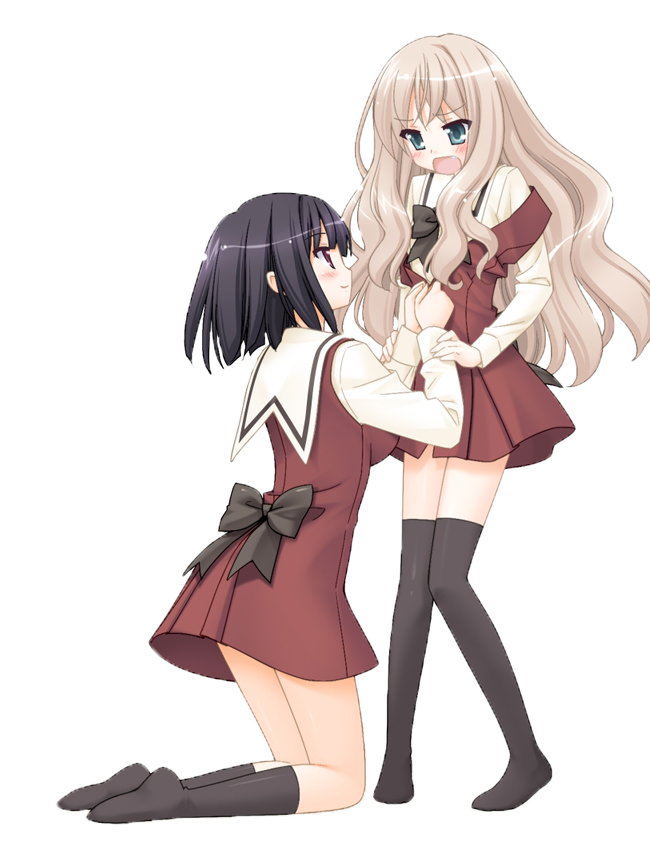Mai and Reo Render by PsychoShionSonozaki