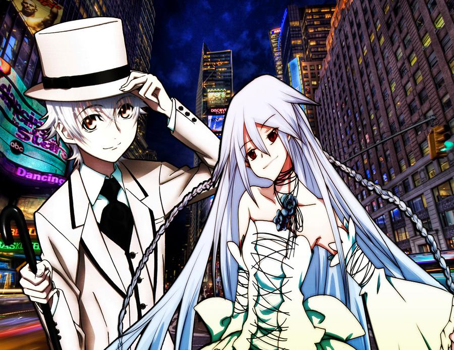 In The City by PsychoShionSonozaki