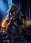 character design fox 2
