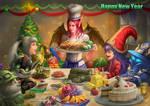 Merry Christmas  Happy New Year2015