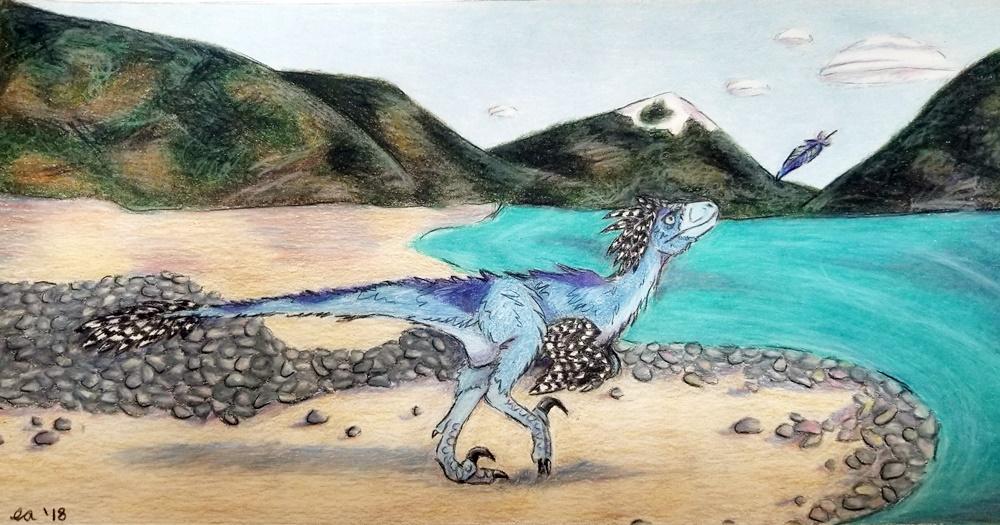 Celeea the Deiny by Bluecrest-Rubenaris