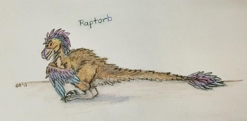 Raptorb by Bluecrest-Rubenaris
