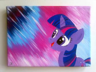 Collage Twilight Sparkle by flutterlinchen