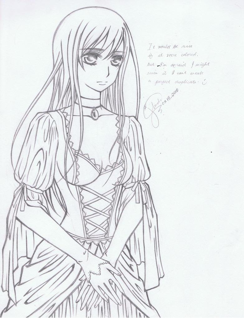 Victorian Gown Yuuki By Sapphirie On Deviantart