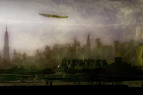 diesel city by teslapunk