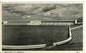 Zeppelin Field by teslapunk