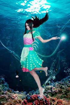 ALICE sea-maiden VER