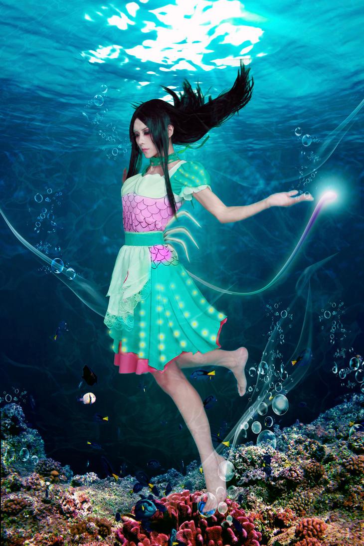 ALICE sea-maiden VER by michivvya