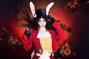 ALICE rabbit ver by michivvya