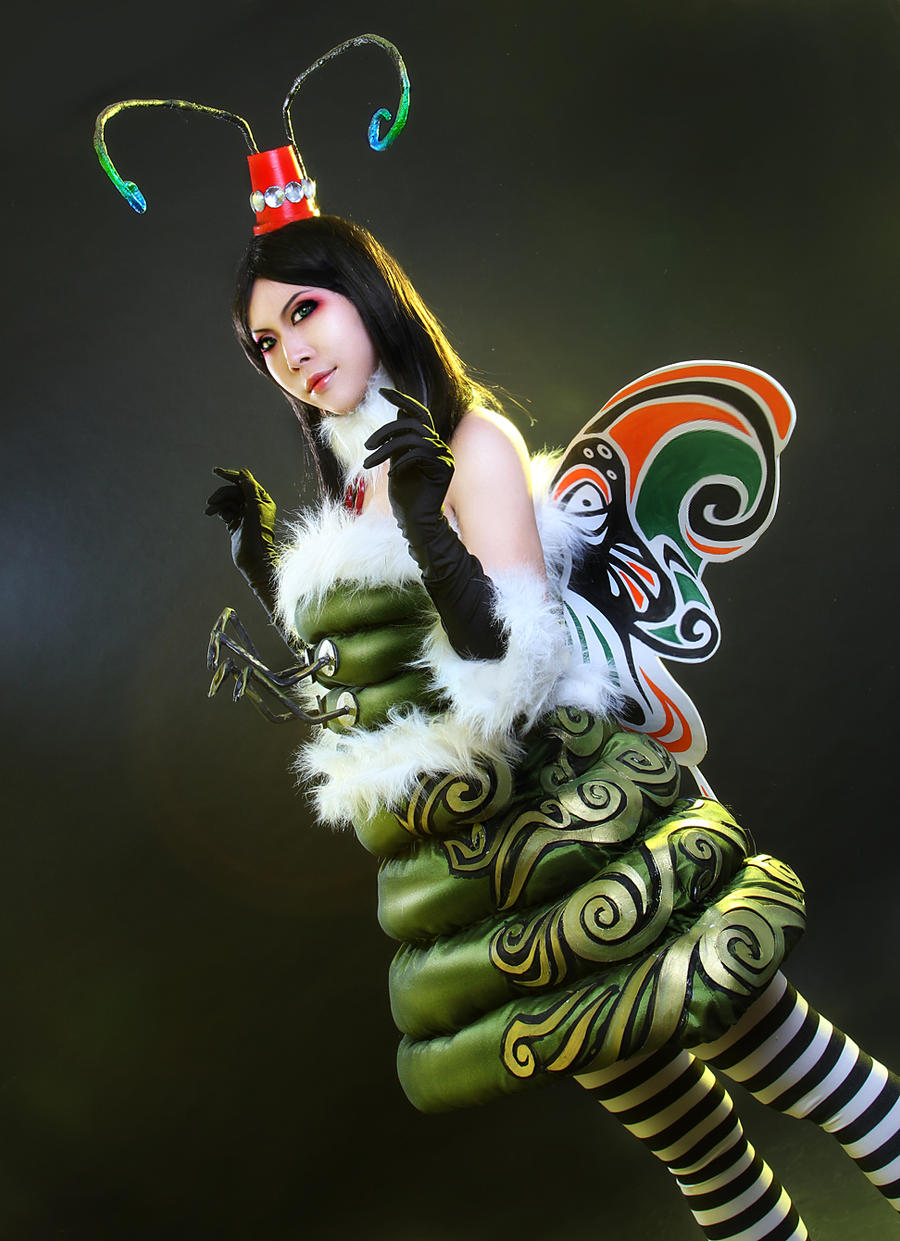 Alice Madness Returns  Caterpillar VER. by michivvya