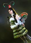Alice Madness Returns  Caterpillar VER.