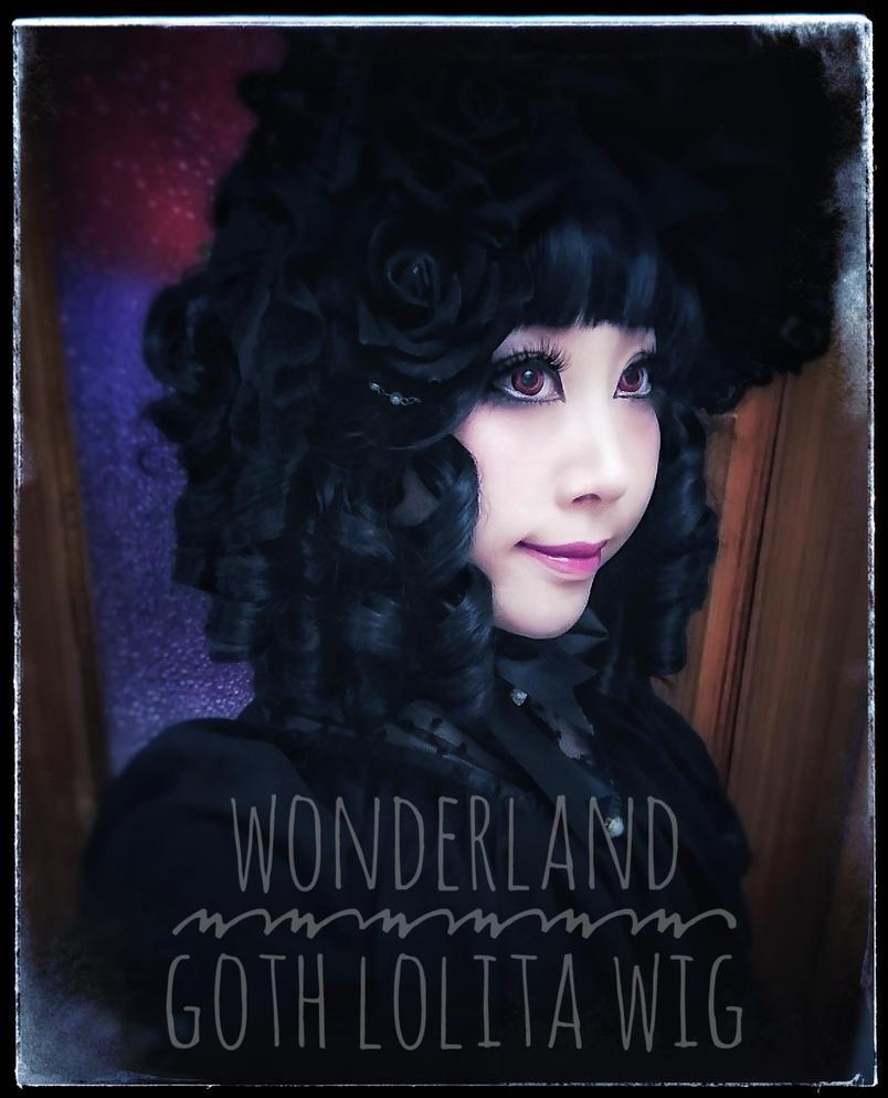 goth lolita by michivvya