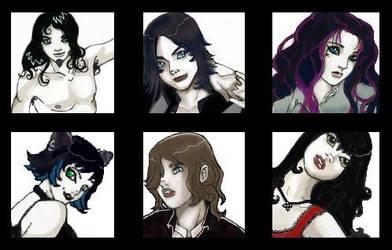 nati-avatars by gardengnome69