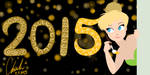 Disney-Happy NEW YEAR!!!!! by ChiehChen