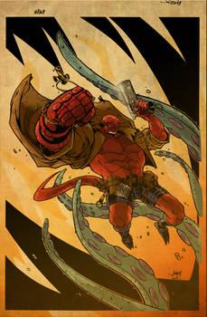 Hellboy By Jonboy Peters/Mark Irwin