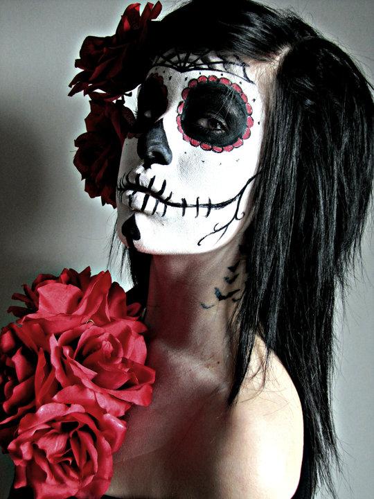 Dia de los muertos by Marika-Vengeance