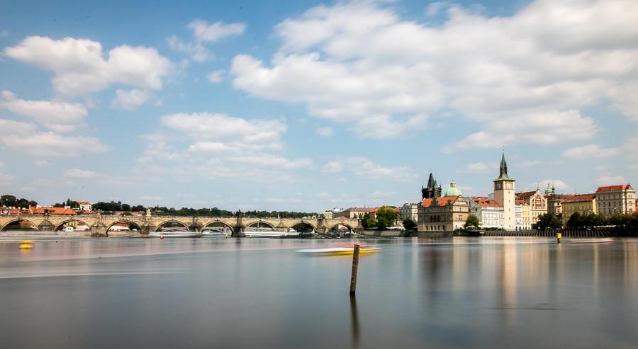 Prague by MrFahreinheit