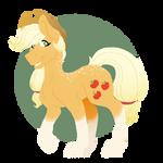 Applejack by FlashBrush