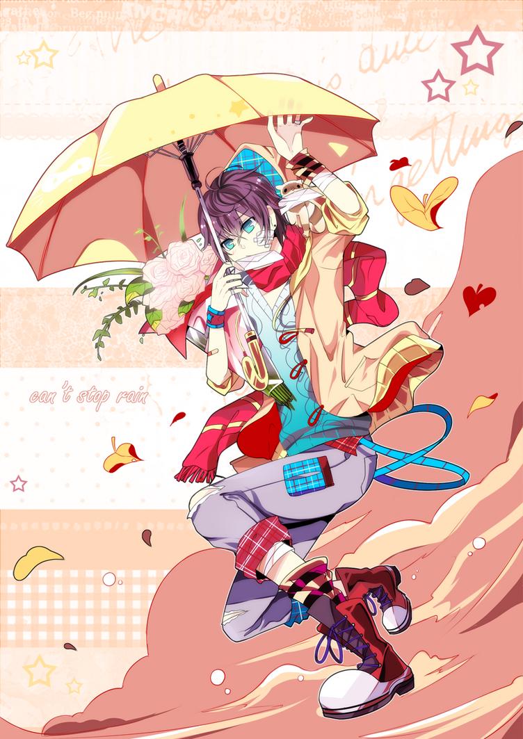Rain by Sukihi