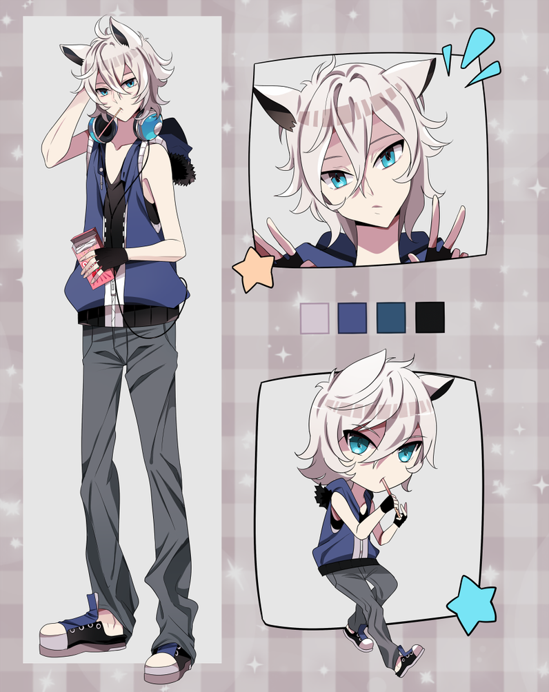 Adoptable Auction #1 (Closed) by Sukihi