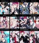 Summary of Art 2014 by Sukihi